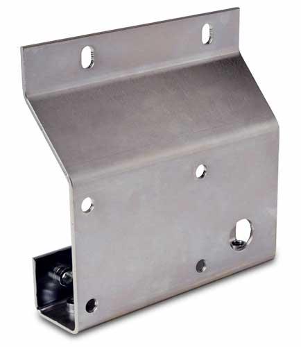 Steel Caster Bracket