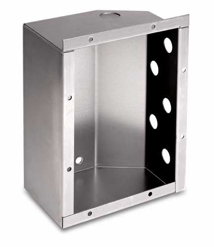 Single-Sheet Steel Box