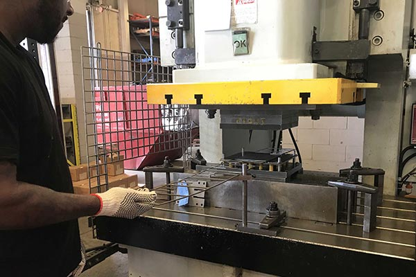 Precision Metal Stamping Company in Cleveland | WLS Stamping